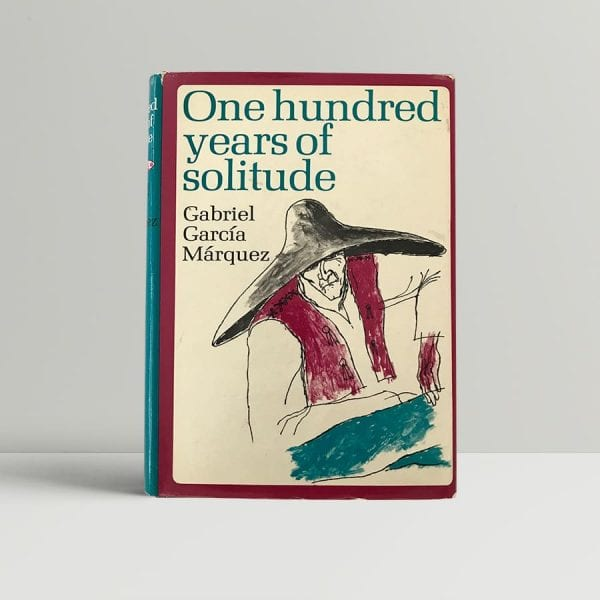 gabriel garcia marquez one hundred years of solitude first edition1