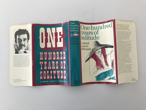 gabriel garcia marquez one hundred years of solitude first edition4