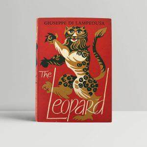 giuseppe di lampedusa the leopard first edition1