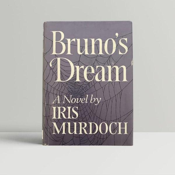 iris murdoch brunos dream first edition1