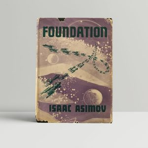 isaac asimov foundation first edition1