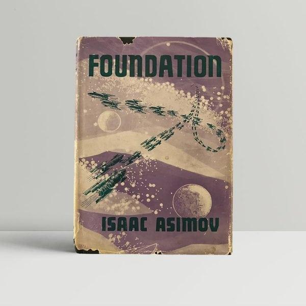 isaac asimov foundation first edition1