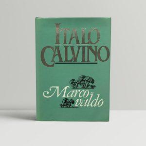 italo calvino marco valdo first edition1
