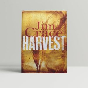 jim crace harvest first uk edition