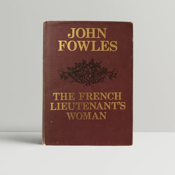 john fowles the french lieutenants woman first uk edition