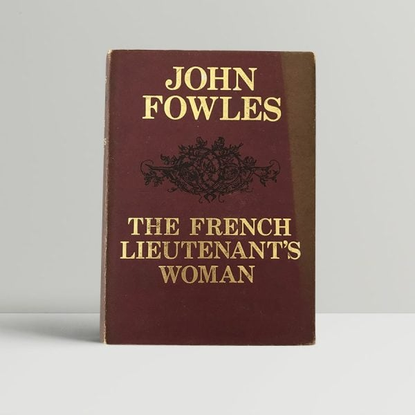 john fowles the french lieutenants woman first edition1