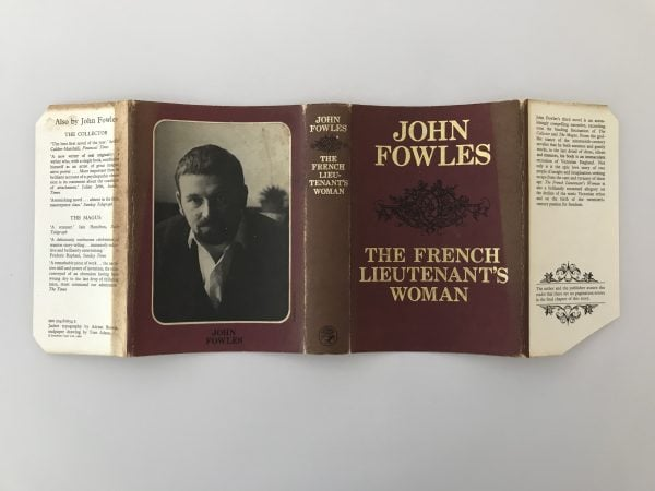 john fowles the french lieutenants woman first edition4