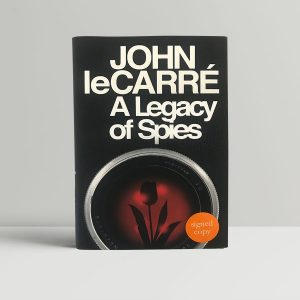 john le carre a legacy of spies signed first edition1 1