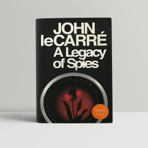 john le carre a legacy of spies signed first edition1