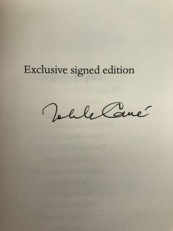 john le carre a legacy of spies signed first edition2