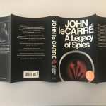 john le carre a legacy of spies signed first edition5 1