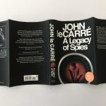 john le carre a legacy of spies signed first edition5