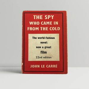 john le carre the spy who came in from the cold signed1