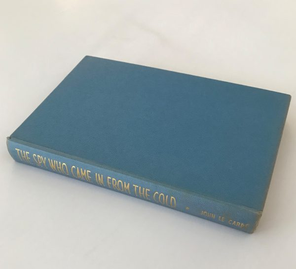 john le carre the spy who came in from the cold signed4