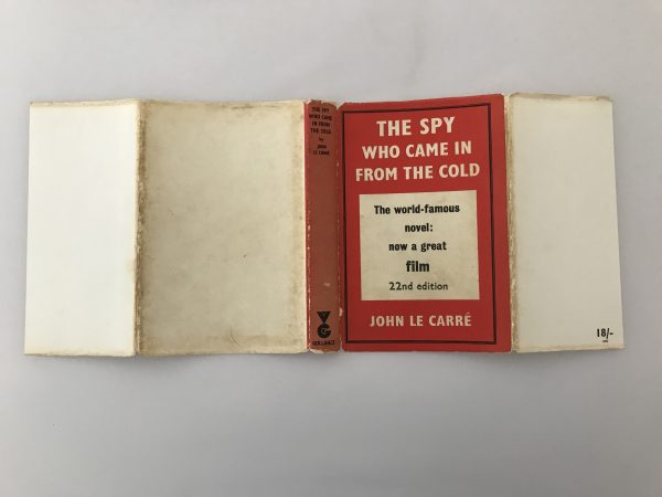 john le carre the spy who came in from the cold signed5