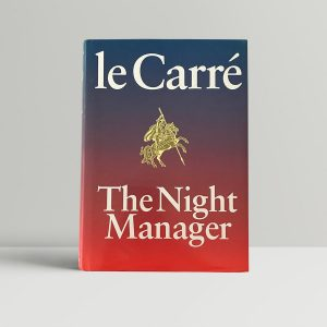 john lecarre the night manager first edition1