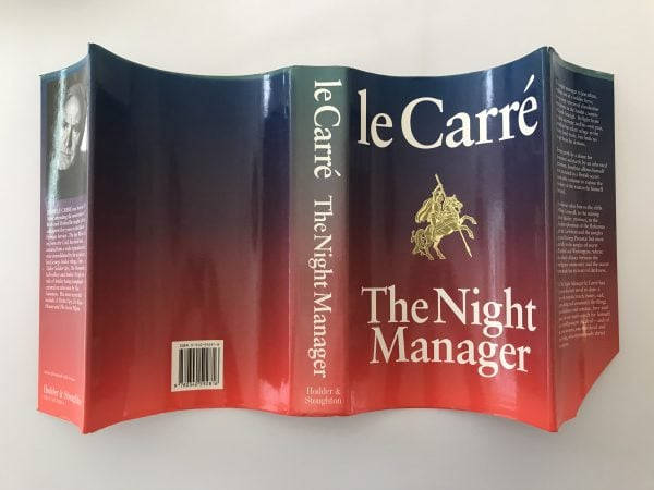 john lecarre the night manager first edition4
