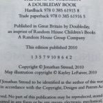 jonathan stroud bartimaus the ring of solomon signed first edition3