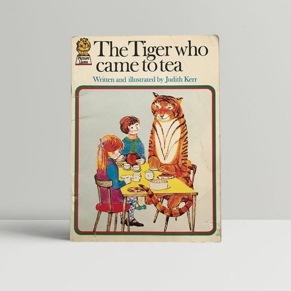 judith kerr the tiger who came to tea first paperback1