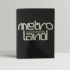 julian barnes metroland first edition1