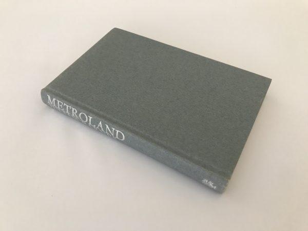 julian barnes metroland first edition3