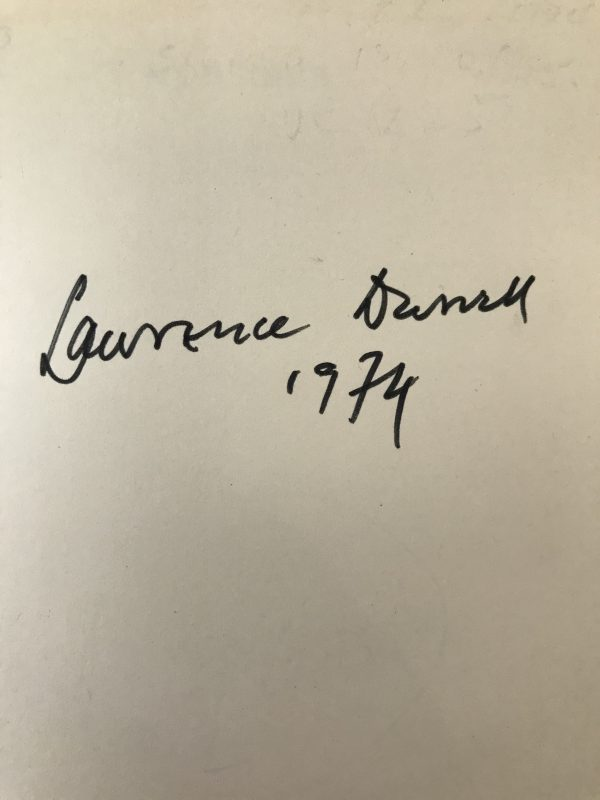 lawrence durrell the avignon quintet signed first edition set3