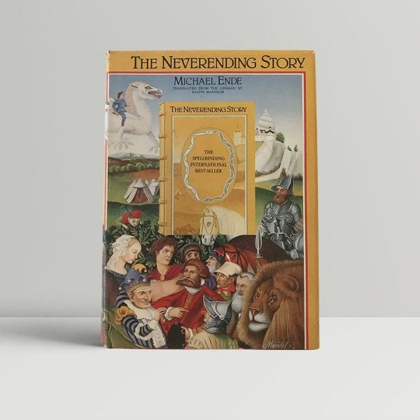 michael ende the neverending story first edition1