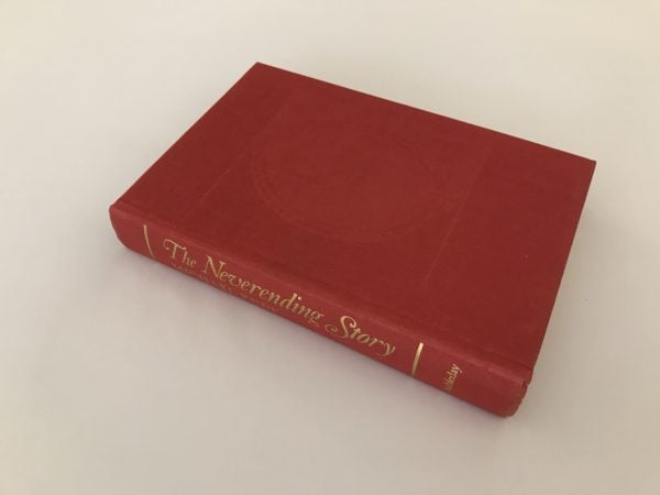 michael ende the neverending story first edition3
