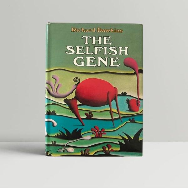 richard dawkins the selfish gene first edition1