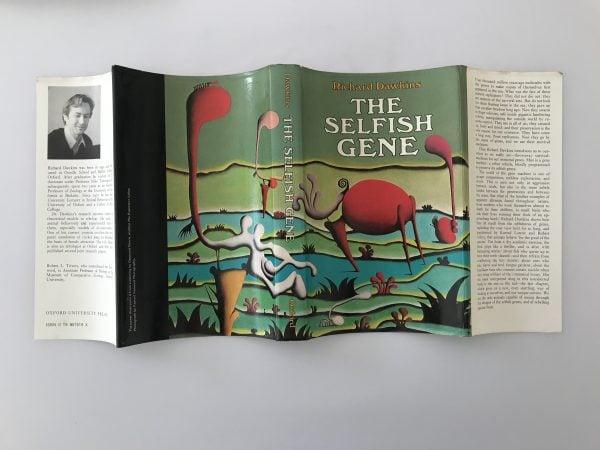 richard dawkins the selfish gene first edition4