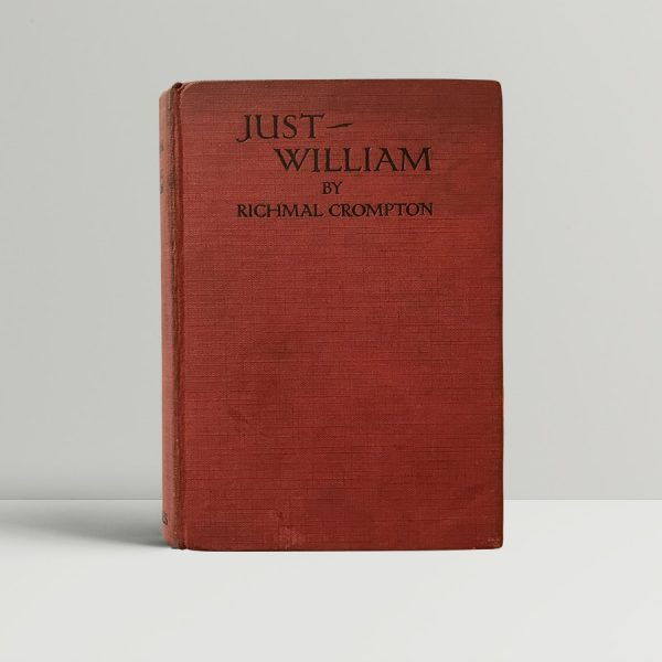 richmal crompton just william first uk edition