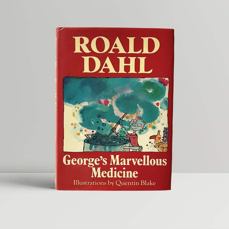 what was roald dahl first book