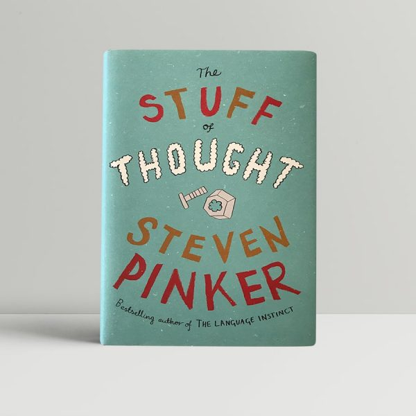 steven pinker the stuff of thought first edition1