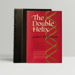 the double helix first edition double signed1