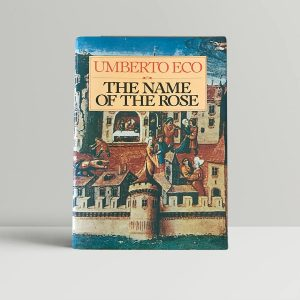 umberto eco the name of the rose first edition1