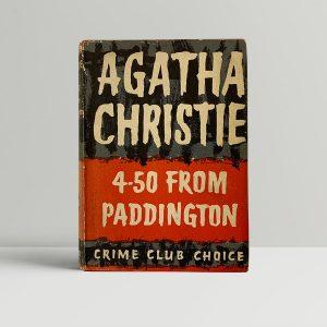 agatha christie 450 from paddington first edition1 1