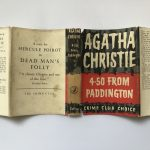 agatha christie 450 from paddington first edition4