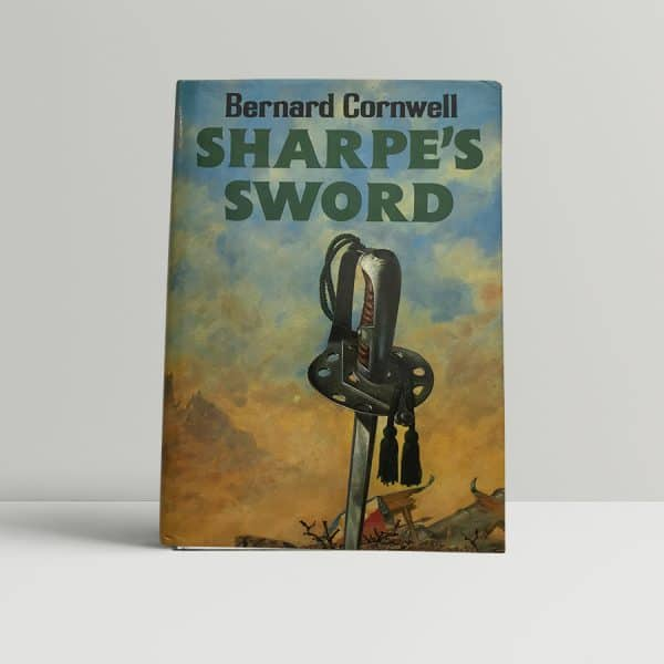 bernard cornwell sharpes sword first edition1 1