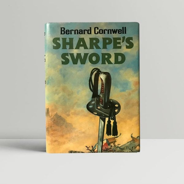 bernard cornwell sharpes sword first edition1