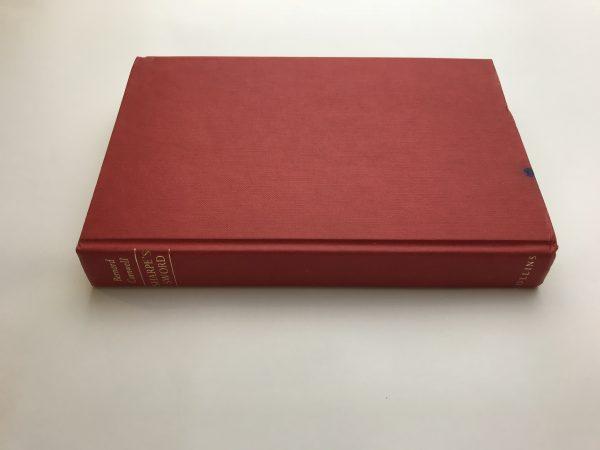 bernard cornwell sharpes sword first edition3 1