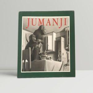 chris van allsburg jumanji first edition1 1