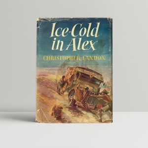 christopher landon ice cold in alex first edition1