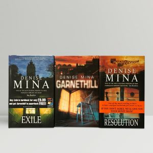 denise mina garnethill trilogy first editions1