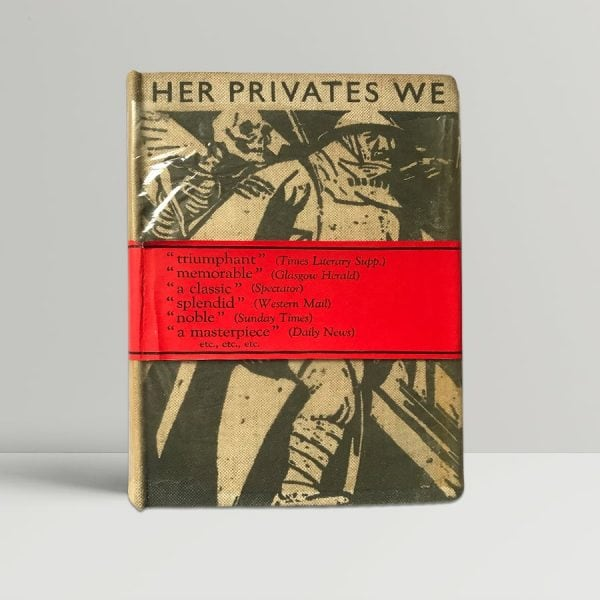 frederic manning her privates we first edition1