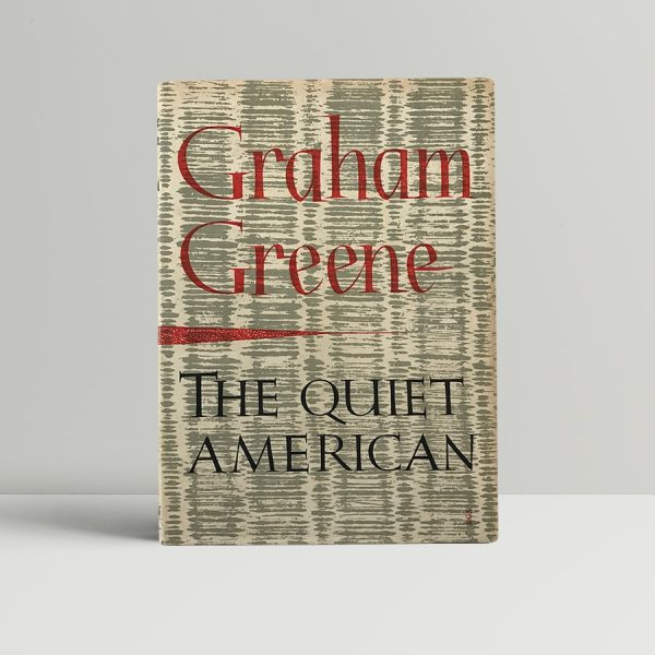 graham greene the quiet american first edition1