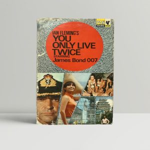 ian feming you only live twice first paperback edition1