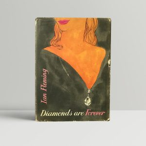 ian fleming diamonds are forever first edition1