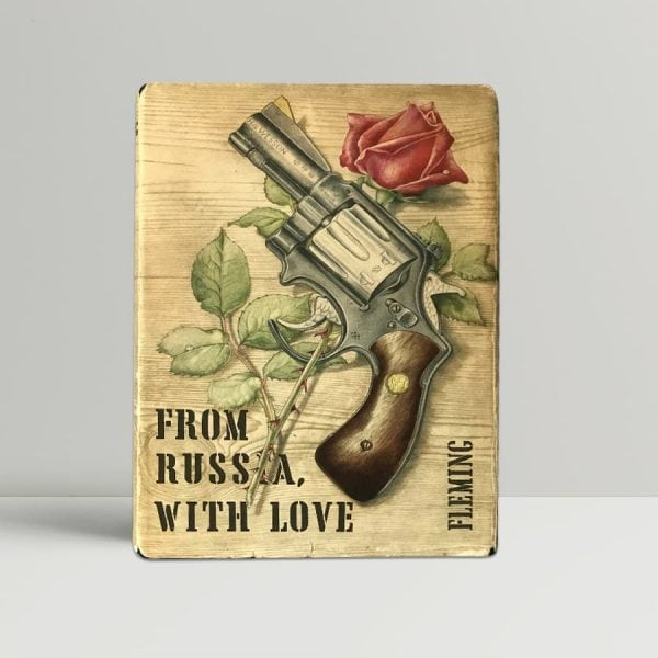 ian fleming from russia with love first edition1