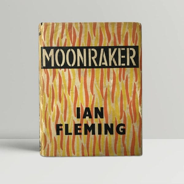 ian fleming monraker first edition1