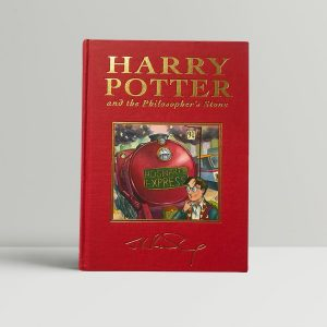 jk rowling harry potter and the philosophers stone first edition1